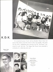 Page 15, 1954 Edition, Kearny High School - Komet Yearbook (San Diego, CA) online yearbook collection