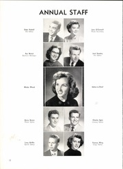 Page 16, 1954 Edition, Kearny High School - Komet Yearbook (San Diego, CA) online yearbook collection