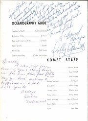 Page 6, 1954 Edition, Kearny High School - Komet Yearbook (San Diego, CA) online yearbook collection