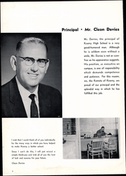 Page 10, 1959 Edition, Kearny High School - Komet Yearbook (San Diego, CA) online yearbook collection