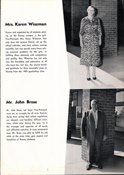 Page 11, 1959 Edition, Kearny High School - Komet Yearbook (San Diego, CA) online yearbook collection