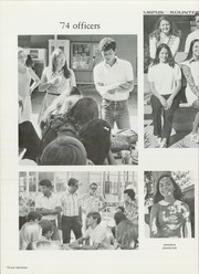 Page 14, 1974 Edition, Kearny High School - Komet Yearbook (San Diego, CA) online yearbook collection