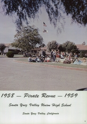 Page 13, 1959 Edition, Santa Ynez Valley Union High School - Pirate Revue Yearbook (Santa Ynez, CA) online yearbook collection