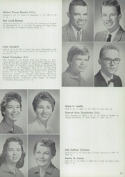 Page 17, 1959 Edition, Santa Ynez Valley Union High School - Pirate Revue Yearbook (Santa Ynez, CA) online yearbook collection