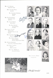 Page 11, 1940 Edition, Madera Union High School - Madera Yearbook (Madera, CA) online yearbook collection
