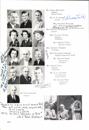 Page 12, 1940 Edition, Madera Union High School - Madera Yearbook (Madera, CA) online yearbook collection