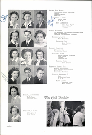 Page 16, 1940 Edition, Madera Union High School - Madera Yearbook (Madera, CA) online yearbook collection