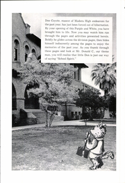 Page 7, 1940 Edition, Madera Union High School - Madera Yearbook (Madera, CA) online yearbook collection