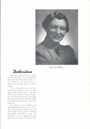 Page 9, 1941 Edition, Madera Union High School - Madera Yearbook (Madera, CA) online yearbook collection