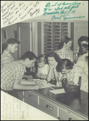 Page 11, 1951 Edition, Madera Union High School - Madera Yearbook (Madera, CA) online yearbook collection
