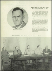 Page 12, 1951 Edition, Madera Union High School - Madera Yearbook (Madera, CA) online yearbook collection