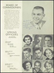 Page 15, 1951 Edition, Madera Union High School - Madera Yearbook (Madera, CA) online yearbook collection