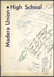 Page 2, 1951 Edition, Madera Union High School - Madera Yearbook (Madera, CA) online yearbook collection