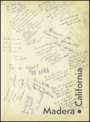 Page 3, 1951 Edition, Madera Union High School - Madera Yearbook (Madera, CA) online yearbook collection