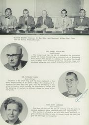 Page 11, 1953 Edition, Madera Union High School - Madera Yearbook (Madera, CA) online yearbook collection