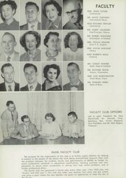 Page 16, 1953 Edition, Madera Union High School - Madera Yearbook (Madera, CA) online yearbook collection