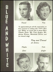 Page 9, 1959 Edition, Madera Union High School - Madera Yearbook (Madera, CA) online yearbook collection