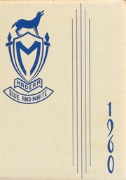 Page 1, 1960 Edition, Madera Union High School - Madera Yearbook (Madera, CA) online yearbook collection