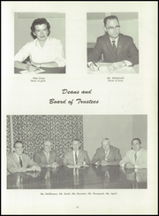 Page 17, 1960 Edition, Madera Union High School - Madera Yearbook (Madera, CA) online yearbook collection