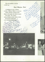 Page 6, 1960 Edition, Madera Union High School - Madera Yearbook (Madera, CA) online yearbook collection