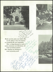 Page 8, 1960 Edition, Madera Union High School - Madera Yearbook (Madera, CA) online yearbook collection