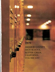 Page 5, 1979 Edition, Amador County High School - Skip Yearbook (Sutter Creek, CA) online yearbook collection