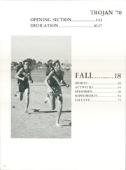 Page 16, 1970 Edition, Alisal High School - Trojan Yearbook (Salinas, CA) online yearbook collection