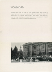 Page 11, 1944 Edition, Selma Union High School - Magnet Yearbook (Selma, CA) online yearbook collection