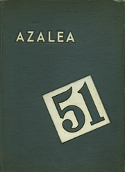 1951 Edition, Analy High School - Azalea Yearbook (Sebastopol, CA)