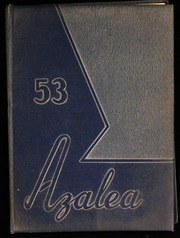 1953 Edition, Analy High School - Azalea Yearbook (Sebastopol, CA)