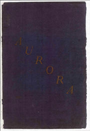 1911 Edition, Anderson Union High School - Aurora Yearbook (Anderson, CA)