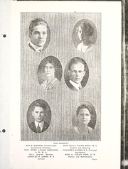 Page 11, 1917 Edition, Anderson Union High School - Aurora Yearbook (Anderson, CA) online yearbook collection