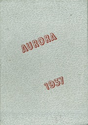 Anderson Union High School - Aurora Yearbook (Anderson, CA) online yearbook collection, 1937 Edition, Page 1