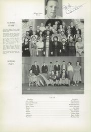 Page 12, 1938 Edition, Anderson Union High School - Aurora Yearbook (Anderson, CA) online yearbook collection