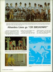Page 16, 1981 Edition, Alhambra High School - Fortress Yearbook (Phoenix, AZ) online yearbook collection