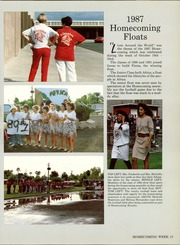 Page 17, 1988 Edition, Alhambra High School - Fortress Yearbook (Phoenix, AZ) online yearbook collection