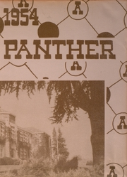 Antioch High School - Panther Yearbook (Antioch, CA) online yearbook collection, 1954 Edition, Page 1