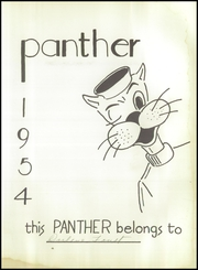 Page 5, 1954 Edition, Antioch High School - Panther Yearbook (Antioch, CA) online yearbook collection