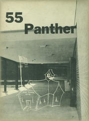 Antioch High School - Panther Yearbook (Antioch, CA) online yearbook collection, 1955 Edition, Page 1