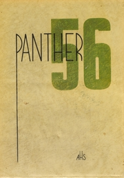 Antioch High School - Panther Yearbook (Antioch, CA) online yearbook collection, 1956 Edition, Page 1