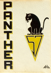 Antioch High School - Panther Yearbook (Antioch, CA) online yearbook collection, 1957 Edition, Page 1