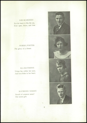 Page 13, 1920 Edition, Arcata High School - Advance Yearbook (Arcata, CA) online yearbook collection