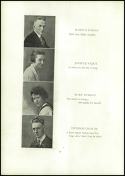 Page 14, 1920 Edition, Arcata High School - Advance Yearbook (Arcata, CA) online yearbook collection