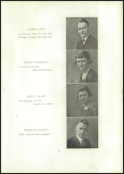 Page 15, 1920 Edition, Arcata High School - Advance Yearbook (Arcata, CA) online yearbook collection