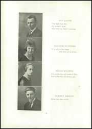 Page 16, 1920 Edition, Arcata High School - Advance Yearbook (Arcata, CA) online yearbook collection
