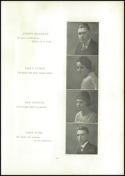 Page 17, 1920 Edition, Arcata High School - Advance Yearbook (Arcata, CA) online yearbook collection