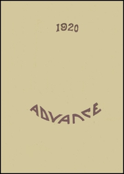 Page 3, 1920 Edition, Arcata High School - Advance Yearbook (Arcata, CA) online yearbook collection