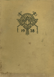 Arcata High School - Advance Yearbook (Arcata, CA) online yearbook collection, 1928 Edition, Page 1