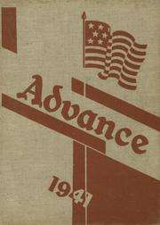 Arcata High School - Advance Yearbook (Arcata, CA) online yearbook collection, 1941 Edition, Page 1