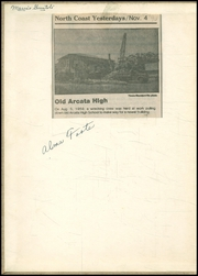 Page 2, 1941 Edition, Arcata High School - Advance Yearbook (Arcata, CA) online yearbook collection